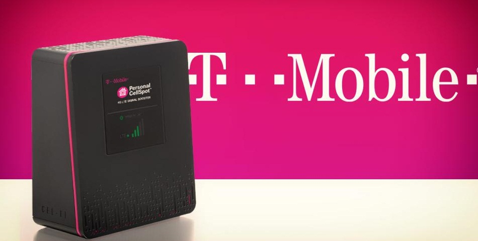 New 4G LTE CellSpot - Powerful network signals for