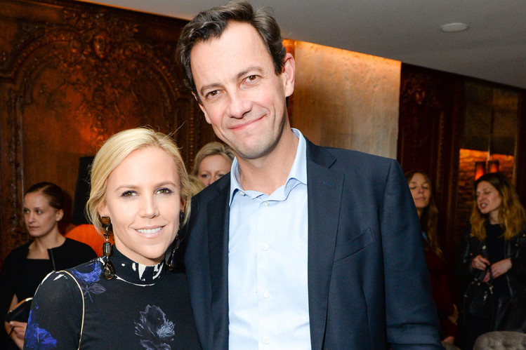 920c5747683 Pierre-Yves Roussel and Tory Burch just announced that they got engaged and  the entire